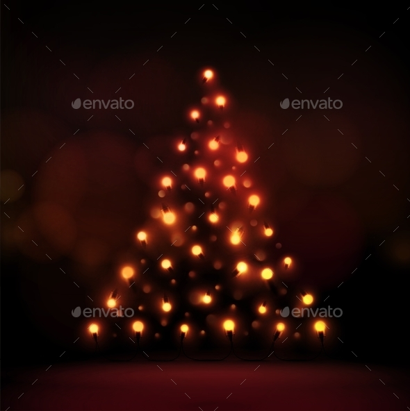 GraphicRiver Christmas Tree 9517505
