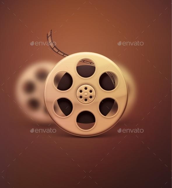 GraphicRiver Film Reel 9517508