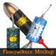 Firecrackers / Fireworks Mockup - GraphicRiver Item for Sale