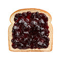 Mixed Berries Preserves on Bread - PhotoDune Item for Sale