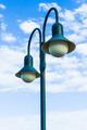 lantern in the garden - PhotoDune Item for Sale