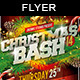 Christmas Bash | Flyer Template - GraphicRiver Item for Sale
