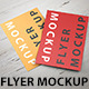 5x7'' Flyer Mockup - GraphicRiver Item for Sale
