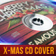 Christmas CD Cover Template - GraphicRiver Item for Sale
