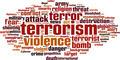 Terrorism Word Cloud Concept - PhotoDune Item for Sale