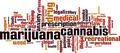 Marijuana Word Cloud Concept - PhotoDune Item for Sale