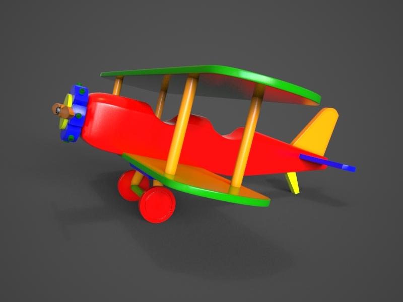 Biplane Toys 32