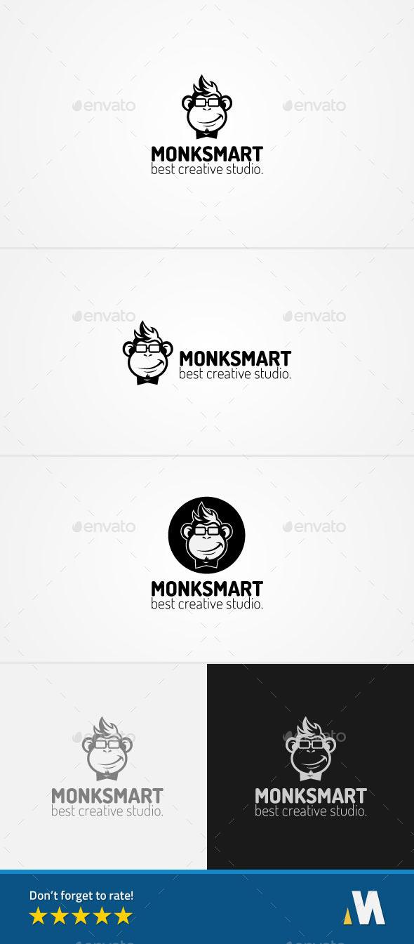 GraphicRiver Smart Geek Monkey Creative Studio 9520425
