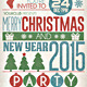 Christmas & New Year Party - GraphicRiver Item for Sale