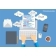 Programming Coding Flat Concept - GraphicRiver Item for Sale