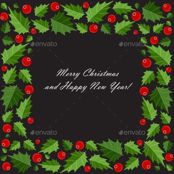 GraphicRiver Abstract Beauty Christmas and New Year Background 9520963