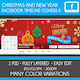 Christmas & New Year Facebook Timeline Cover II - GraphicRiver Item for Sale