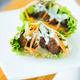 vegetarian falafel in pita bread sandwich - PhotoDune Item for Sale