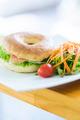 smoked salmon bagel - PhotoDune Item for Sale