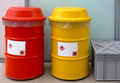 Hazardous waste barrels - PhotoDune Item for Sale