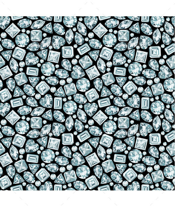 GraphicRiver Diamond Pattern 9521969