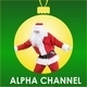 Santa Claus Dancing 1 - VideoHive Item for Sale