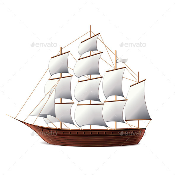 Toy boat pirate ship sail template for Pirate ship sails template