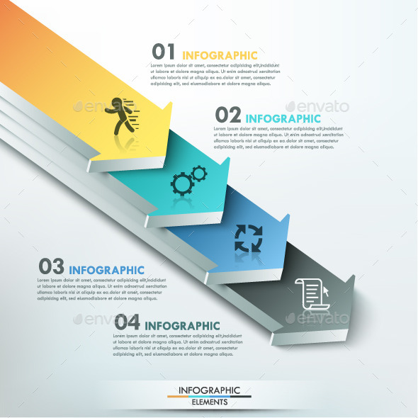 GraphicRiver Modern Infographic Options Template 9523375