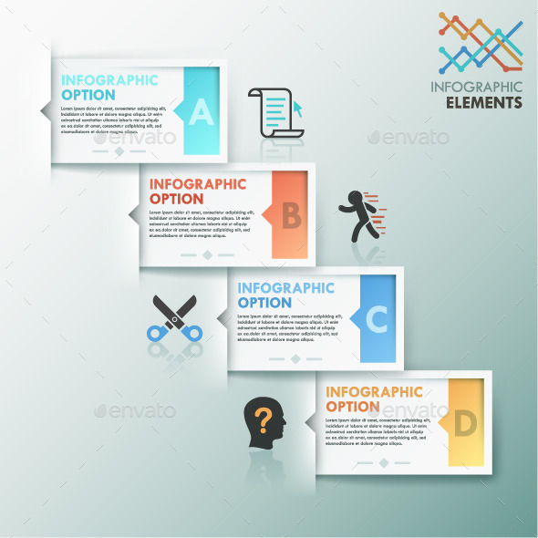 GraphicRiver Modern Infographic Options Template 9523399