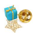 Christmas decoration isolated on white background - PhotoDune Item for Sale