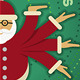 Santa Claus Greeting - GraphicRiver Item for Sale