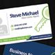 Real Estate Agent Business Card Template - GraphicRiver Item for Sale
