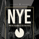 NYE Street Minimal Flyer - GraphicRiver Item for Sale