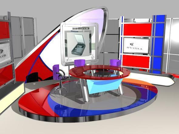 3DOcean 002-News-Tv Studio Set Design 9523947