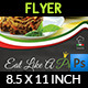 Italian Food Restaurant Flyer Vol.2 - GraphicRiver Item for Sale