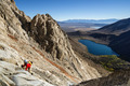 Man Climbing Mountain - PhotoDune Item for Sale