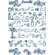 Various Doodles - GraphicRiver Item for Sale