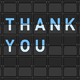 Thank You Flip Board - GraphicRiver Item for Sale