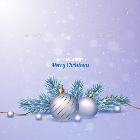 GraphicRiver Christmas Background 9525573