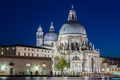 Santa Maria della Salute illuminated at night - PhotoDune Item for Sale