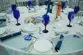 Elegant formal table at a wedding reception - PhotoDune Item for Sale