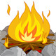Campfire - GraphicRiver Item for Sale