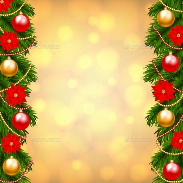 GraphicRiver Christmas Decoration 9525642