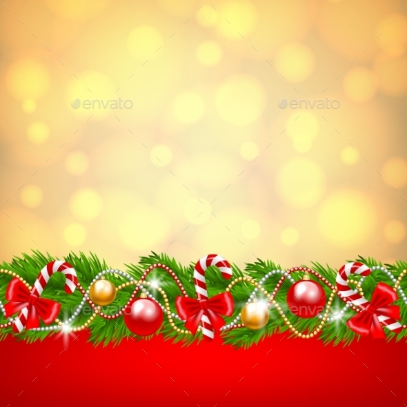 GraphicRiver Christmas Decoration 9525652