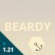Beardy - Responsive Personal WordPress Blog Theme - ThemeForest Item for Sale