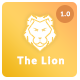 The Lion - Multi-Purpose PSD Template - ThemeForest Item for Sale