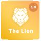 The Lion - Multi-Purpose PSD Template - ThemeForest Item for Sale