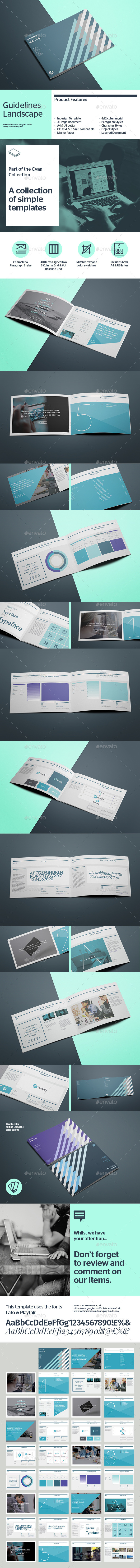 GraphicRiver Brand Manual Horizontal 9479133