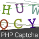 Simple PHP Captcha System