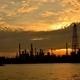 Oil refinery at sunrise, Thailand - PhotoDune Item for Sale