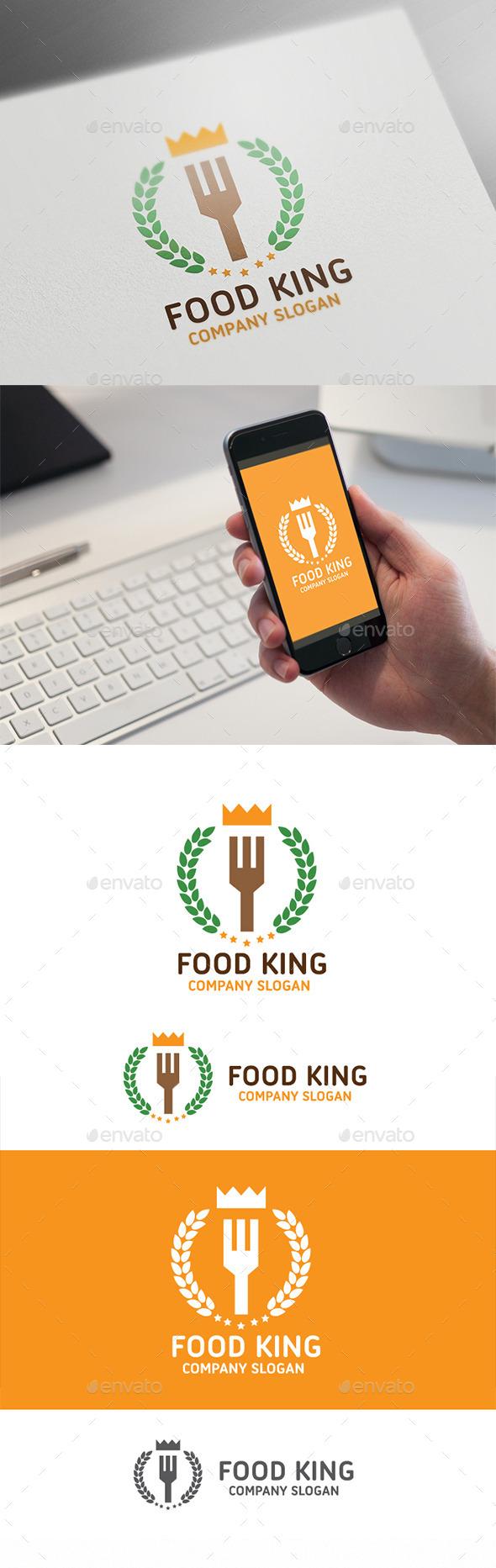 GraphicRiver Food King 9526937