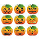 Pumpkin Expression - GraphicRiver Item for Sale