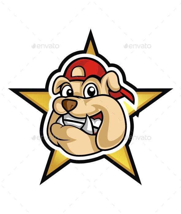 GraphicRiver Bulldog Star 9527741
