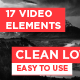 Clean Lower Thirds and Titles Pack - VideoHive Item for Sale