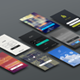 Flat Login Screen Mock-ups and Login UI Kit - GraphicRiver Item for Sale